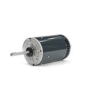 56Y Frame 3 Ph. Condenser Fan/Heat Pump Motor, 1 HP, 850 RPM, 575 V