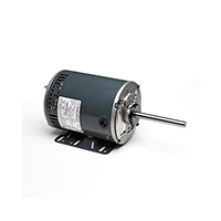 56HZ FR 3 Ph. Refrigeration Fan Motor, 1/2 HP, 900/750 RPM, 208-230/460 V
