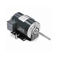 56Z Frame OEM Replacement Motor: Huebsch, 1/2 HP, 1725 RPM, 115/230 Volts