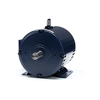 184T FR 3 Ph. Commercial Multi-Speed Motor, 3/.75 HP, 1800/900 RPM, 460 V